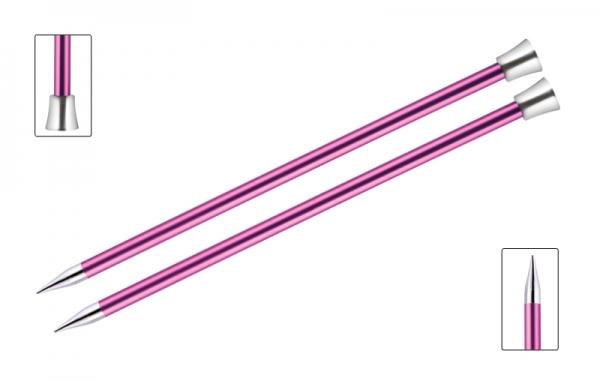 KnitPro knitting needles ZING 10.00 mm 40cm ruby