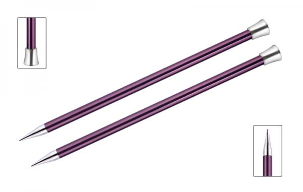 KnitPro knitting needles ZING 12.00 mm 40cm Purple
