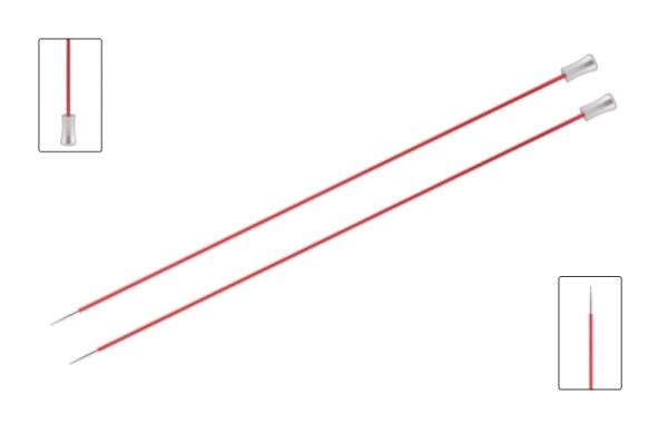 KnitPro knitting needles ZING 2.00 mm 40cm Coral
