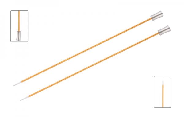 KnitPro knitting needles ZING 2.25 mm 40cm Amber