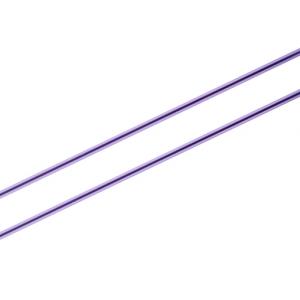 KnitPro knitting needles ZING 3.75 mm  40cm Amethyst