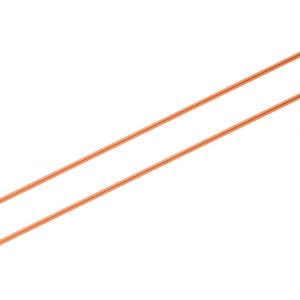 KnitPro knitting needles ZING 2.75 mm 40cm Carnelian