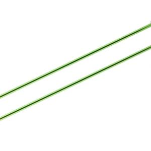 KnitPro knitting needles ZING 3.50 mm 40cm Chrysolite