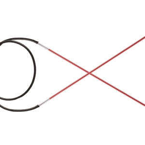 KnitPro Circular knitting needle ZING 2.00mm 80 cm Coral