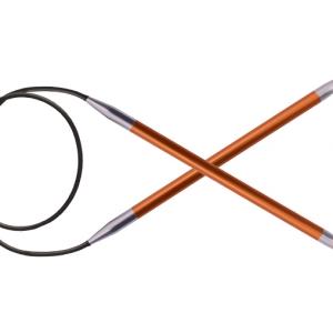 KnitPro Circular knitting needle ZING 2.75 mm 80 cm Carnelian