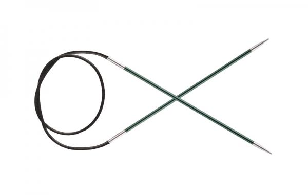 KnitPro Circular knitting needle ZING 3.00 mm 80 cm Jade