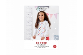 WYS -West Yorkshire Spinners - BoPeep - Story Book 3 knitting Pattern Pattern