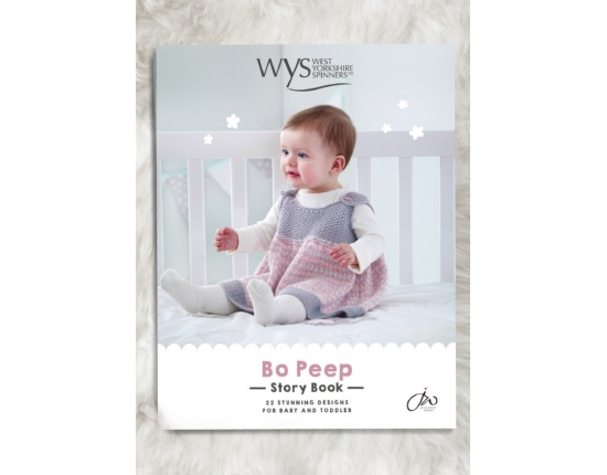 WYS -West Yorkshire Spinners - BoPeep - Story Book knitting Pattern