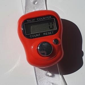 Addi Electric Serie Counter Red