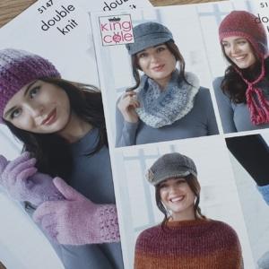 5147 Hat, Cowl, Gloves, Shoulder Cover, Socks & Helmet