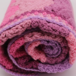 6days Kid Blanket by Betty McKnit