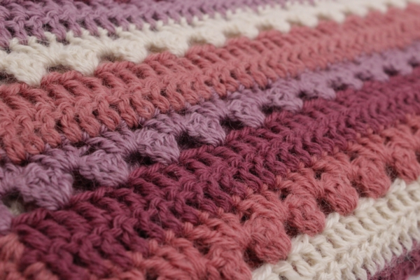Cosy Stripe by Lucy @ Attic24