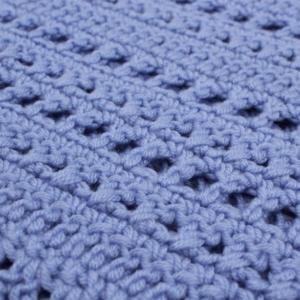 Sophie Made with Love BabyBleu Blanket