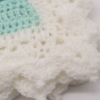 Simply Stunning Baby Blanket byCourtney Carter @Crocheting Crazy