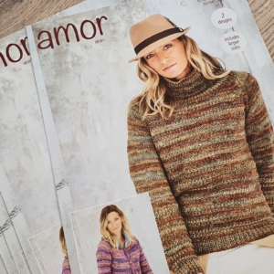 9798 Cardigan and Sweater