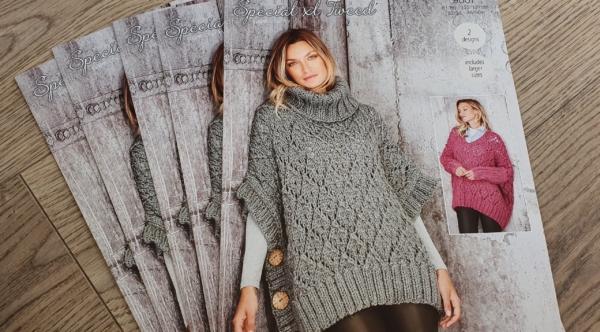 9807 Sweater & Poncho